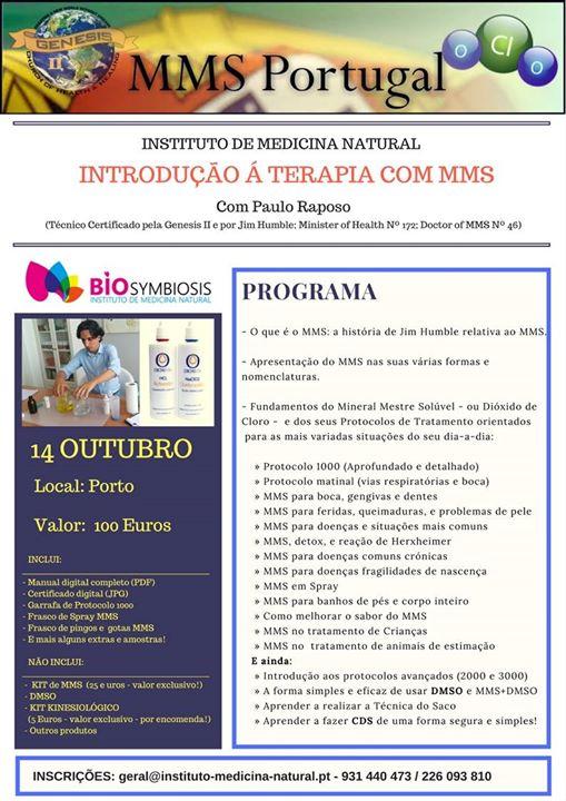 Biosymbiosis - Instituto de Medicina Natural  Formação